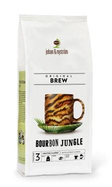 Johan & Nyström Kaffe Bourbon Jungle Hela Bönor 500 g