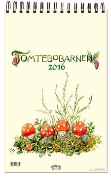 Tomtebobarnens kalender 2016