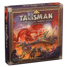 Talisman Core Game, Strategispel (EN)