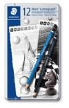 Luonnostelukynä STAEDTLER Mars Lumograph 12 kpl Premium-laatu