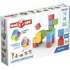 Geomag, Magicube Full Color, Recycled 24 delar