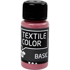Textil Color, 50 ml, tumma rosa