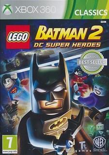 LEGO Batman 2 DC Super Heroes Classics