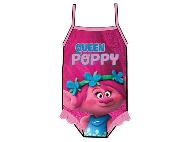 Baddräkt  rosa Multi  Trolls - badkläder & uv-kläder