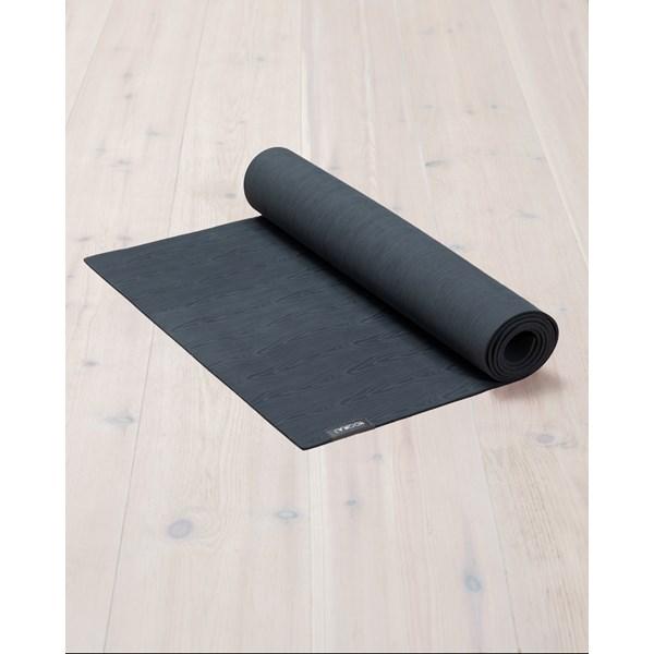 Organic Lite mat 4 mm, graphite grey - Yogiraj