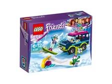 Vinterresort terrängbil, LEGO Friends (41321)