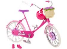 Sykkel med tilbehør, Barbie
