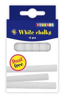 Taululiituja 12 kpl, valkoinen