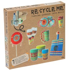 Musikk, Recycleme