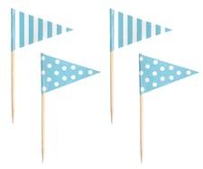 Partypicks, Ljusblå, Jabadabado