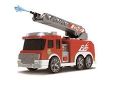 Brandbil med ljud och ljus, 15 cm, Dickie toys