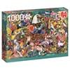Animal Kingdom, Pussel 1000 bitar