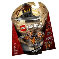 Spinjitzu Cole, LEGO NINJAGO (70662)