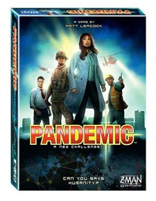 Pandemic, Strategiapeli