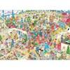 Jan van Haasteren, Winter Fair, puslespill, 1000 brikker