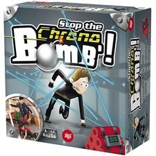 Stop the Chrono Bomb, Alga (SE/FI/NO/DK/EN)