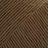 Safran Drops design Garn Bomull 50 g brun 23