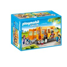 Skolbuss, Playmobil City Life (9419)