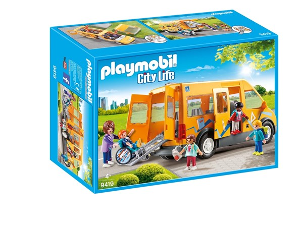 Skolbuss, Playmobil City Life (9419)