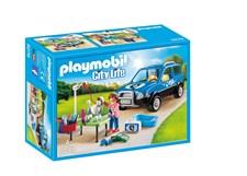 Flyttbar hundsalong, Playmobil City Life (9278)
