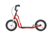 Yedoo Mau, Rød, Sparkesykkel med lufthjul