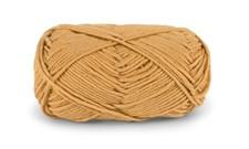 Dale Garn Lerke Pluss Lanka Puuvilla Mix 50 g Maissin Keltainen 8111