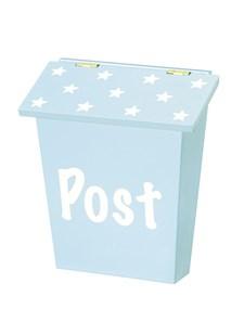 Postlåda, Star blå, Kids Concept