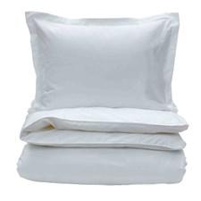 GANT Home Sateen Påslakan 100% Bomull 150x210 cm White