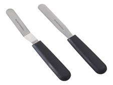 Blomsterbergs Mini Palettkniv 11 cm 2-pack Rostfritt Stål Grå