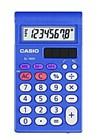 Miniräknare Casio SL-450S Blå