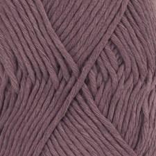 Drops, Cotton Light Uni Colour, Garn, Bomullmiks, 50 g, Drue 24
