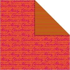 Designpapir, ark 30,5x30,5 cm, 120 g, 5 ark