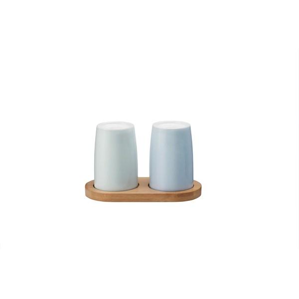 Stelton Salt- Och Pepparset Emma2-pack Blå - kryddkvarnar