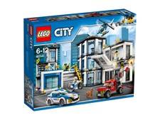Polisstation, LEGO City Police (60141)