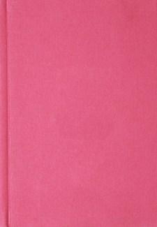 Muistikirja, roosa pellavatekstiili, viivoitettu, FSC Mix