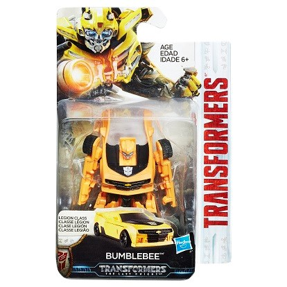 Bumblebee  The Last Knight Legion  Transformers - actionfigurer