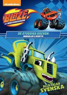 Blaze och monstermaskinerna - Säsong 1: Vol 3 - De studsiga däcken