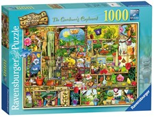 The Gardeners Cupboard, Pussel 1000 bitar, Ravensburger