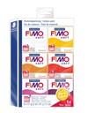 FIMO® myk leire, sett, DIY Bag