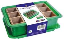 Playbox, Växthus Mini, 21x15x6cm