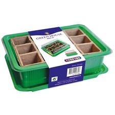Minidrivhus, 21 x 15 x 6 cm, Playbox