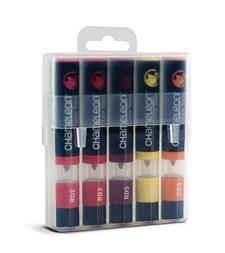 Chameleon Color Tops Pen Marker Tushpennor - Warm Tones