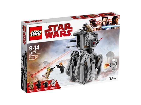 First Order Heavy Scout Walker, LEGO Star Wars (75177)