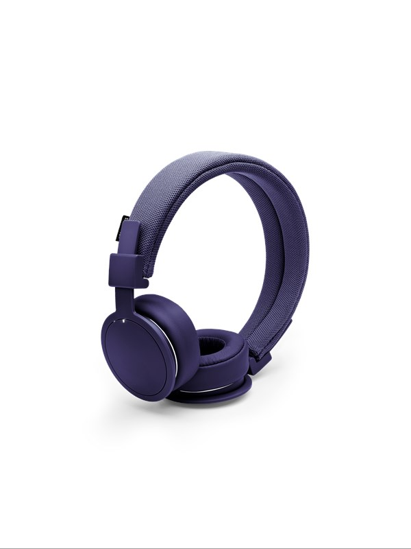 Hörlurar On-ear Bluetooth URBANEARS PLATTAN ADV WIRELESS ECLIPSE BLUE