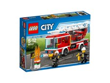 Stegbil, LEGO City Fire (60107)