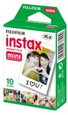 Kamera + 10-pack Film Instax Mini 9 Smokey White
