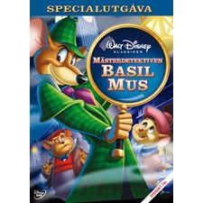 Disney Klassiker 26 - Mästerdetektiven Basil Mus