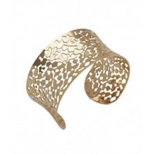 Leaf Armband Guld