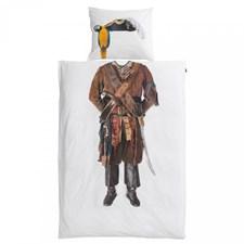 Bäddset Pirat, 150 x 210, Snurk