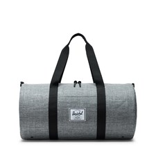 Herschel Duffle Bag Sutton Mid-Volume, Raven Crosshatch/Black